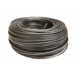 Cable Electricidad 6Mm Hilo Flexible Nivel Marron 750V Cf1060 100 Mt