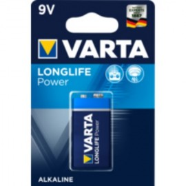 Pila Alcalina 6Lr61 9V High Energy Varta