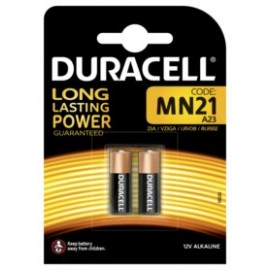 Pila Alcalina Mn21 12V Mando Distancia Mn21 Duracell 2 Pz
