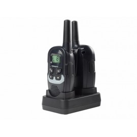Walkie Talkie Vigilancia  8C 6Km Alc Twinwalker Duo Pack To