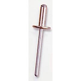 Remache Fijacion 4X12Mm Cabeza Ancha Aluminio Minicaja Bralo 50 Pz