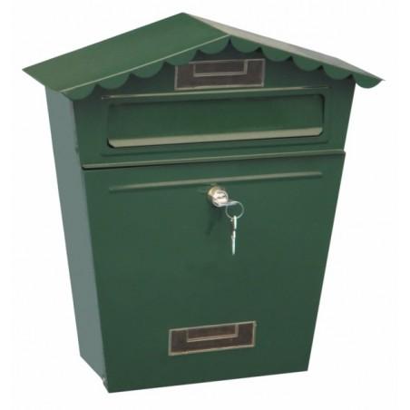 Buzon Exterior Natuur Acero Verde Nt110365