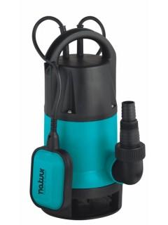 Bomba Agua Sumerguible 0750W-13000L/H Sucias 8Mt Natuur 1 Pz