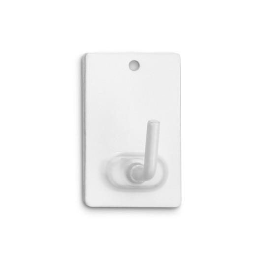 Colgador Hogar 41X25X17Mm Adhesivo Blanco 2040-2G Inofix