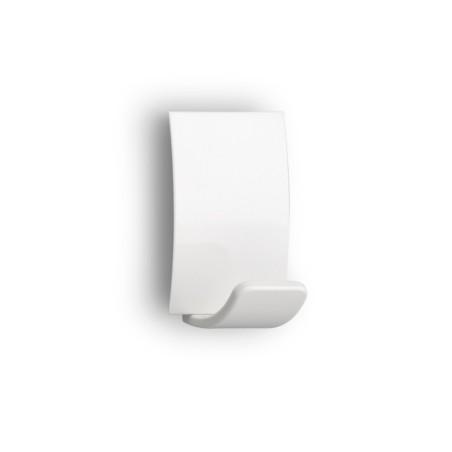 Colgador Hogar 92X50X54Mm Adhesivo Plastico Blanco 2312-2+ Inofix