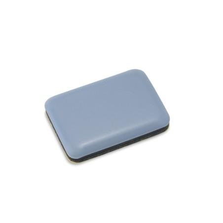 Deslizador Mueble  4,5X35X25Mm Patin Adhesivo  Ptfe Inofix 4 Pz