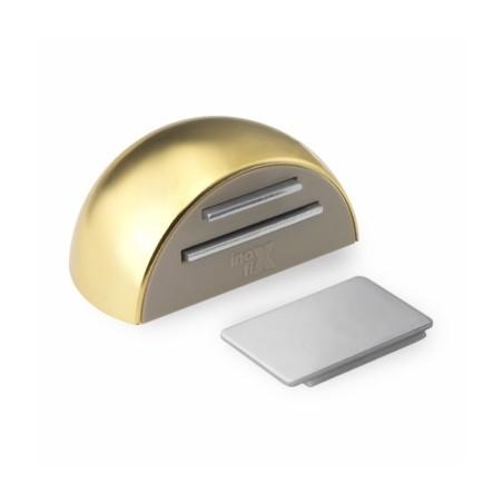 Tope Puerta 26X52X38Mm Retenedor Adhesivo Dor Magnetico Inofix