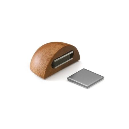 Tope Puerta 24X48X31Mm Retenedor Adhesivo Mad Sapel Magnetico Inofix