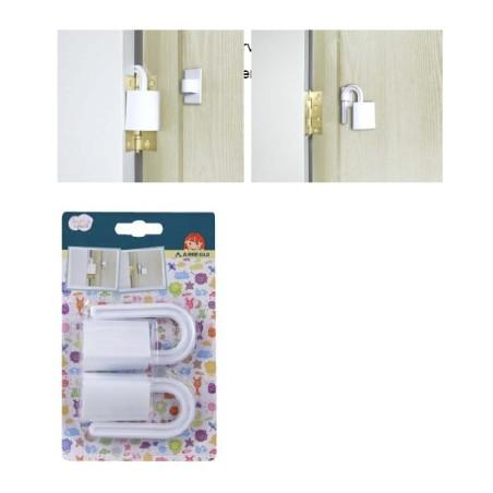 Tope Puerta Bisagra Arregui Infantil 2Pz A-1044180 2 Pz