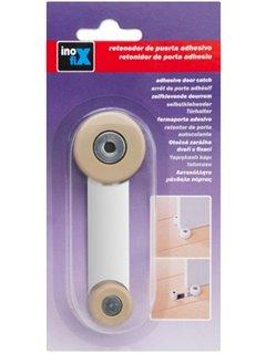 Tope Puerta 27X40X108Mm Retenedor Adhesivo Bei Inofix